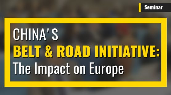 China's Belt And Road Initiative: The Impact On Europe