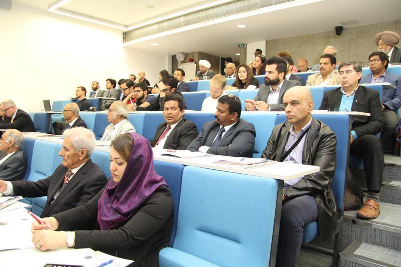 Seminar Report: 'Afghanistan – The Challenges Ahead' Institute Of Advanced Legal Studies – September 13th.