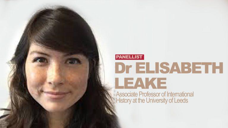 Dr Elisabeth Leake